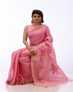 Picture of Pure cotton saree - TSG-2315