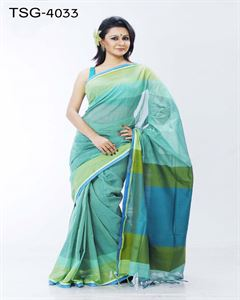 Picture of Pure cotton saree - TSG-4033