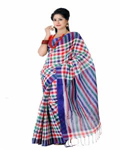 Picture of Pure Cotton Saree - TSG-5204