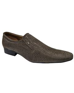 Picture of Hitz Formal Shoes - 534-8714 Brown