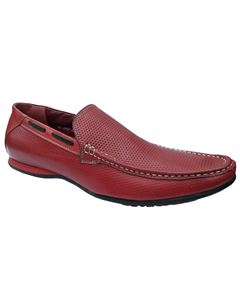 Picture of Hitz Formal Shoes - 02-4902 Red