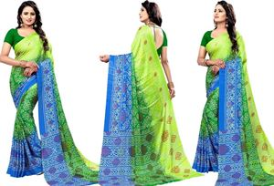 Picture of chundi silk saree n-036