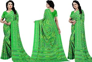 Picture of chundi silk saree n-046