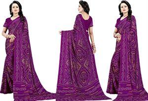 Picture of chundi silk saree n-075
