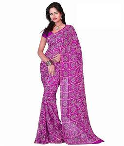 Picture of chundi silk saree n-082