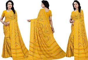 Picture of chundi silk saree n-089