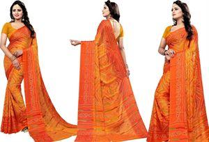 Picture of chundi silk saree n-091