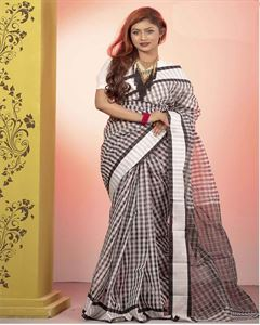 Picture of  Half Silk Saree -TSG-7006
