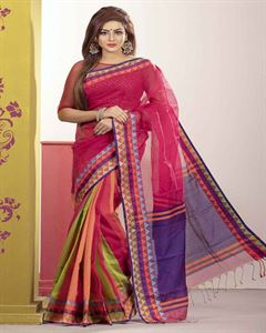Picture of  Half Silk Saree -TSG-7015