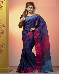 Picture of  Half Silk Saree -TSG-7017