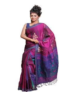 Picture of  Masslice Cotton Saree -TSG-9272