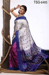 Picture of  Silk Saree - TSG-6485