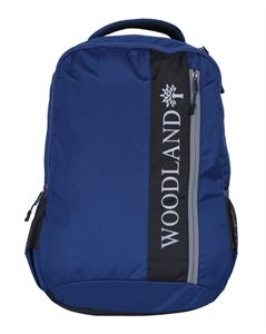 Picture of Woodland Backpack 129120 (RBLUE)