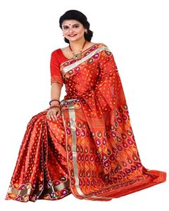 Picture of  Pure Silk Saree -TSG-16974
