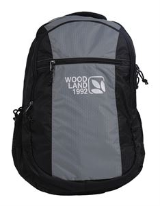 Picture of Woodland Backpack 93210 (GREY/BLACK)