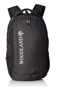 Picture of Woodland Backpack 128004 (BLACK)