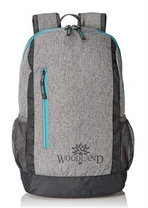 Picture of Woodland Backpack 125106 (MGREY)