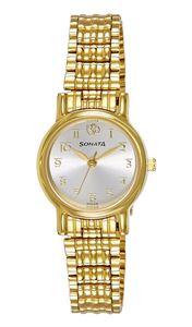 Picture of Sonata Women's Watch - 8976YM07