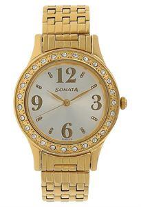 Picture of Sonata Women's Watch - 8123YM01