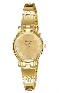 Picture of Sonata Women's Watch - 8976YM03