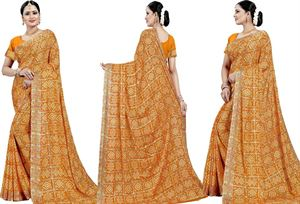 Picture of chundi silk saree n-043