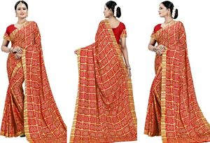 Picture of chundi silk saree n-044