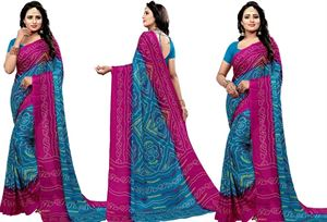 Picture of chundi silk saree n-085
