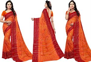 Picture of chundi silk saree n-092