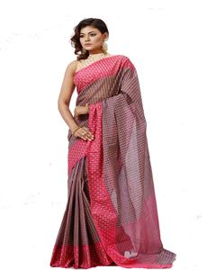 Picture of  Pure Cotton Saree -TSG-6675