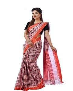 Picture of  Pure Cotton Saree -TSG-6680