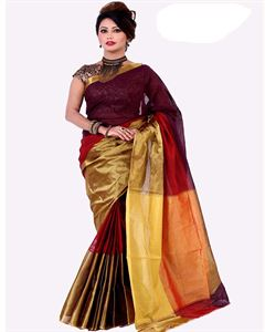 Picture of  Pure Cotton Saree -TSG-7847