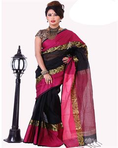 Picture of  Pure Cotton Saree -TSG-7848