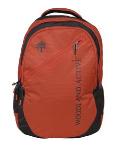 Picture of Woodland Backpack 124C91 (ORANGE/BROWN)