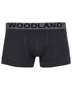 Picture of Woodland Innerwear Bottom IWTR 001 (ANTHRA/GREY)