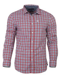 Picture of Woodland Shirt MFCS 77 (RED/WHITE)