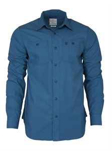 Picture of Woodland Shirt MFOS 21 (BLUE CORAL)