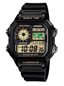 Picture of  CASIO AE-1200WH-1BV