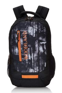 Picture of Woodland Backpack 126004 (Black)