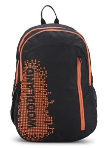 Picture of Woodland Backpack 132004 (Black)