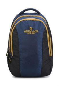 Picture of Woodland Backpack TB 133972 NAVY/BLACK