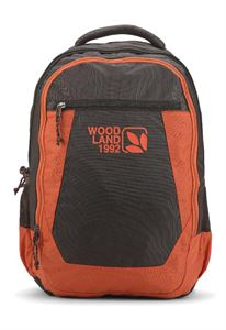 Picture of Woodland Backpack TB 92219 BROWN/ORANGE