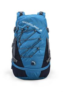 Picture of Woodland Backpack TB 80780 TURQUOISE/NAVY