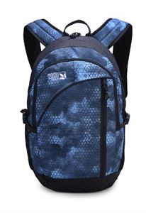 Picture of Woodland Backpack TB 63972 NAVY/BLACK