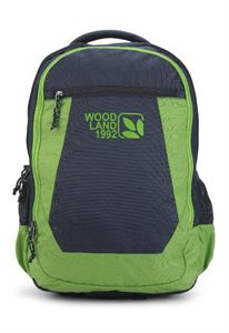 Picture of Woodland Backpack TB 92C92 LGREEN/NAVY
