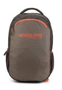 Picture of Woodland Backpack TB 97008 BROWN