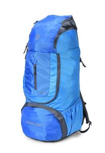Picture of Woodland Backpack TBH 008F29  RBLUE/MGREY