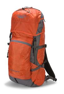 Picture of WOODLAND BACKPACK TBH 009F30 ORANGE/WALNUT