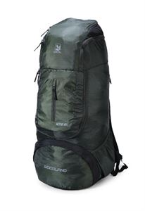 Picture of Woodland Backpack TBH 008F28 MILITARY GREEN/BLACK